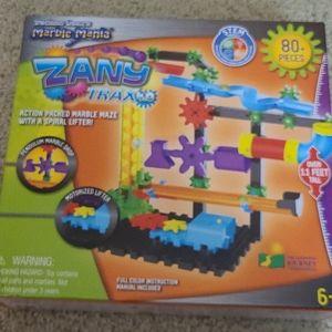 Marble maze game - Zany Trax